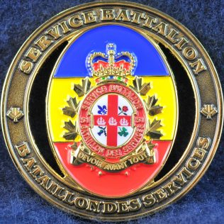 Bataillon des services de Montréal