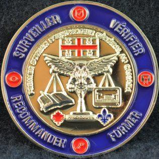 Bureau de l'inspecteur général de Montréal