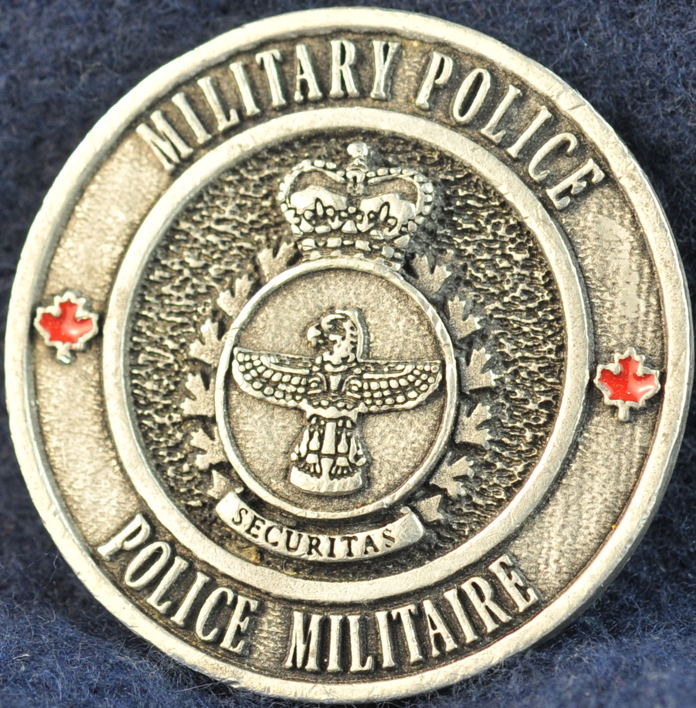 Military Police Challengecoins Ca