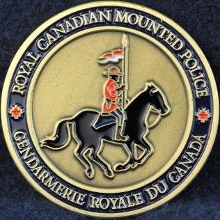 RCMP National Training Protective Services (VIP)