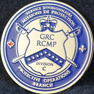 RCMP Protective Operations C Division