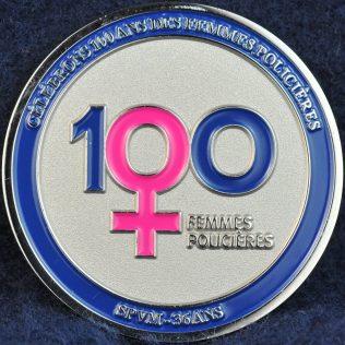 SPVM 100 ans Femmes Policières