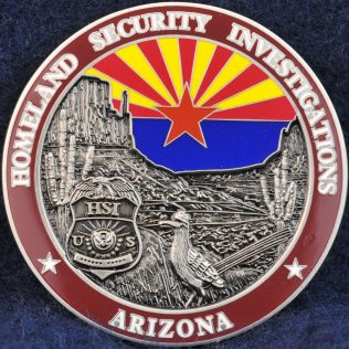 US Homeland Security Investigations Arizona