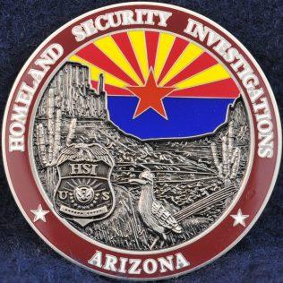 US Homeland Security Investigations Arizona
