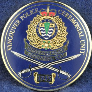 Vancouver Police Ceremonial Unit