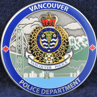 Vancouver Police Financial Crime Unit