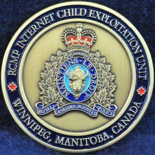 RCMP Internet Child Exploitation Unit D Division