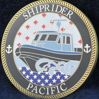 RCMP Shiprider Pacific