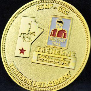 RCMP D Division Treherne Detachment