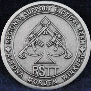 Regional Support Tactical Team Altona Morden Winkler