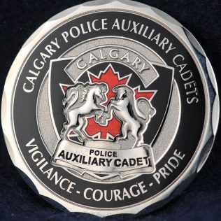 Calgary Police Auxiliary Cadets