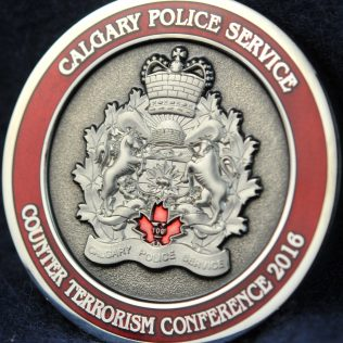 Calgary Police Service Counter Terrorism Conference 2016