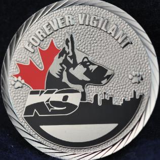 Calgary Police Service Dog Services K9