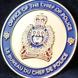 Cobourg Police Service Office of the Chief of Police