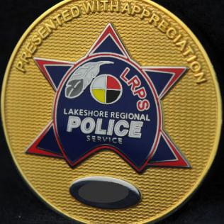 Lakeshore Regional Police Service