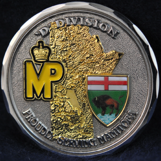 RCMP D Division Proudly serving Manitoba