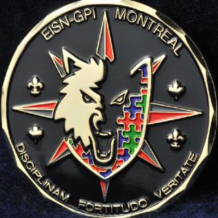 RCMP EISN GPI MONTREAL