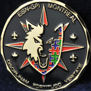 RCMP C Division EISN GPI MONTREAL