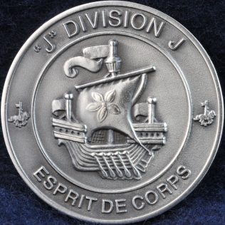 RCMP J Division Esprit de Corps