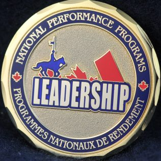 RCMP National Performance Programs