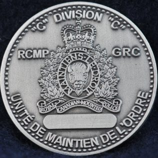RCMP Tactical Troop C Division