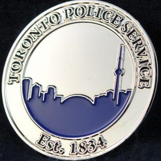 Toronto Police Service Blue Line