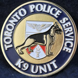 Toronto Police Service Dog Services K9 Unit