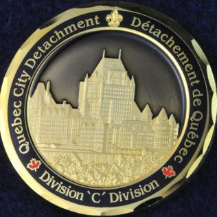 RCMP C Division Quebec City Detachment
