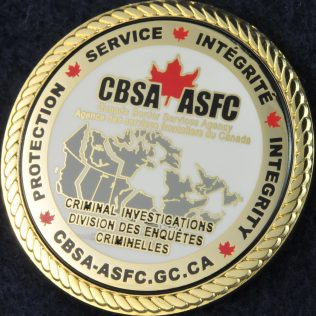 Canada Border Services Agency (CBSA) Criminal Investigations