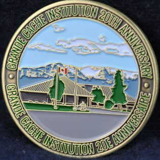 Correctional Service Canada Grande Cache Institution