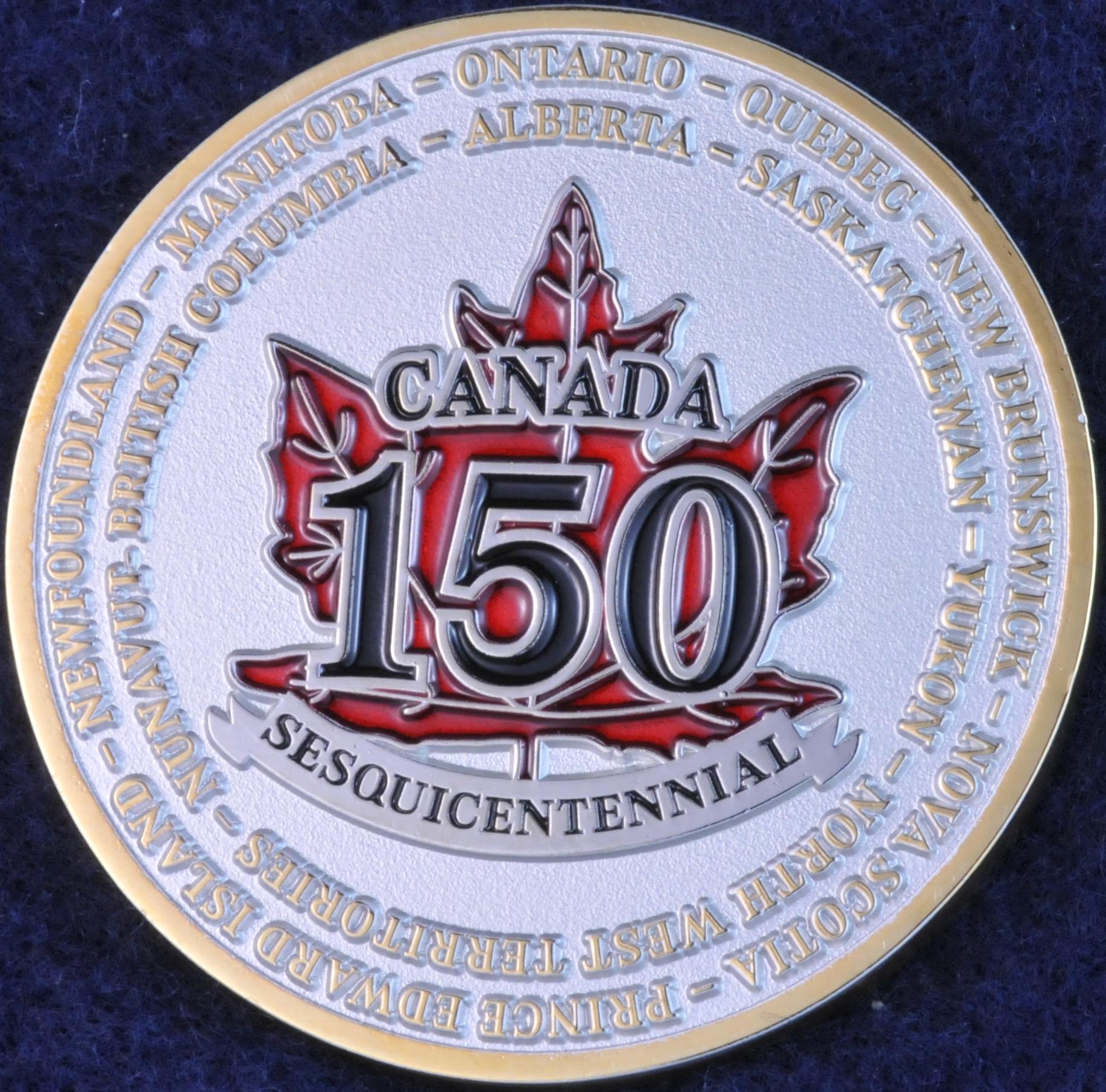 International Police Association Canada 150 ...