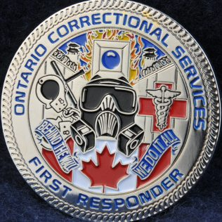 Ontario Correctional Services First Responder