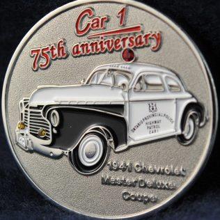 Ontario Provincial Police Car 175th Anniversary
