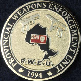 Ontario Provincial Weapons Enforcement Unit