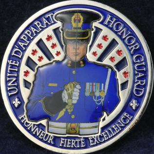 Service de Police de la Ville de Quebec SPVQ Honor Guard
