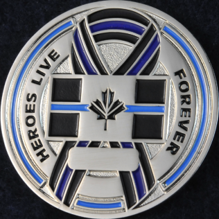 Toronto Police Service Heroes Live Forever