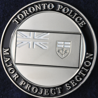 Toronto Police Service Major Project Section Surveillance Team
