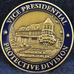 US Secret Service Vice Presidential Protective Division