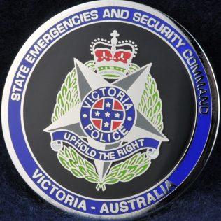 Victoria Police Australia Counter Terrorism