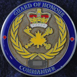 Correctional Service Canada Honour Guard Prairie Region