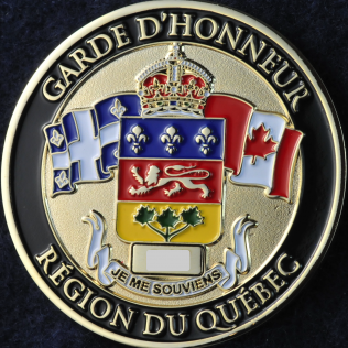 Correctional Service Canada Honour Guard Quebec Region