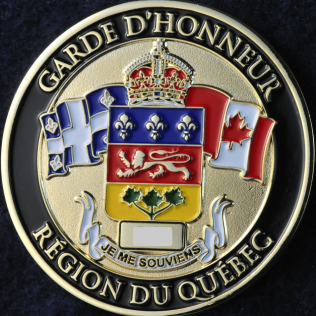 Correctional Service Canada Honour Guard Quebec Region