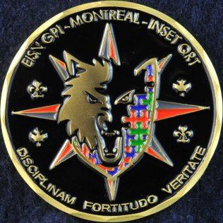 RCMP C Division EISN GPI Montreal INSET QRT
