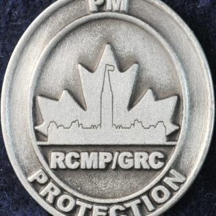 RCMP PM Protection