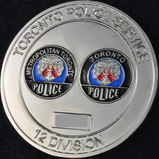 Toronto Police Service 12 Division