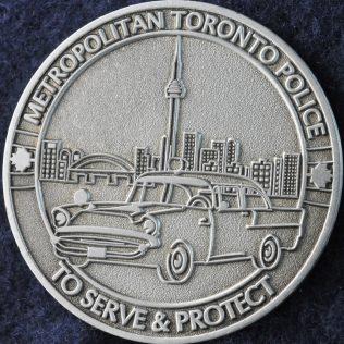 Toronto Police Service 1957-2017