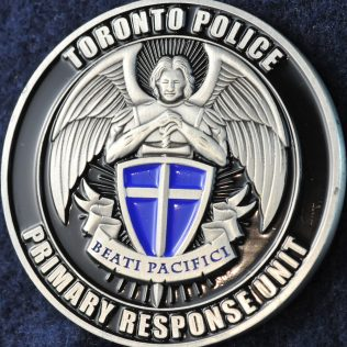 Toronto Police Service Primary Response Unit