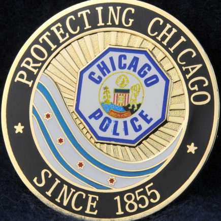 US Chicago Police Superintendent Garry F McCARTHY
