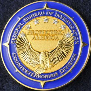 US FBI Counterterrorism Division