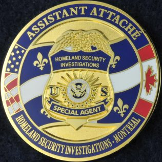 US HSI Assistant Attache Montreal